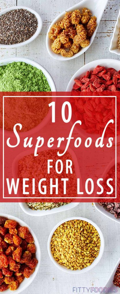 8 Secret Superfoods For Weight Loss
