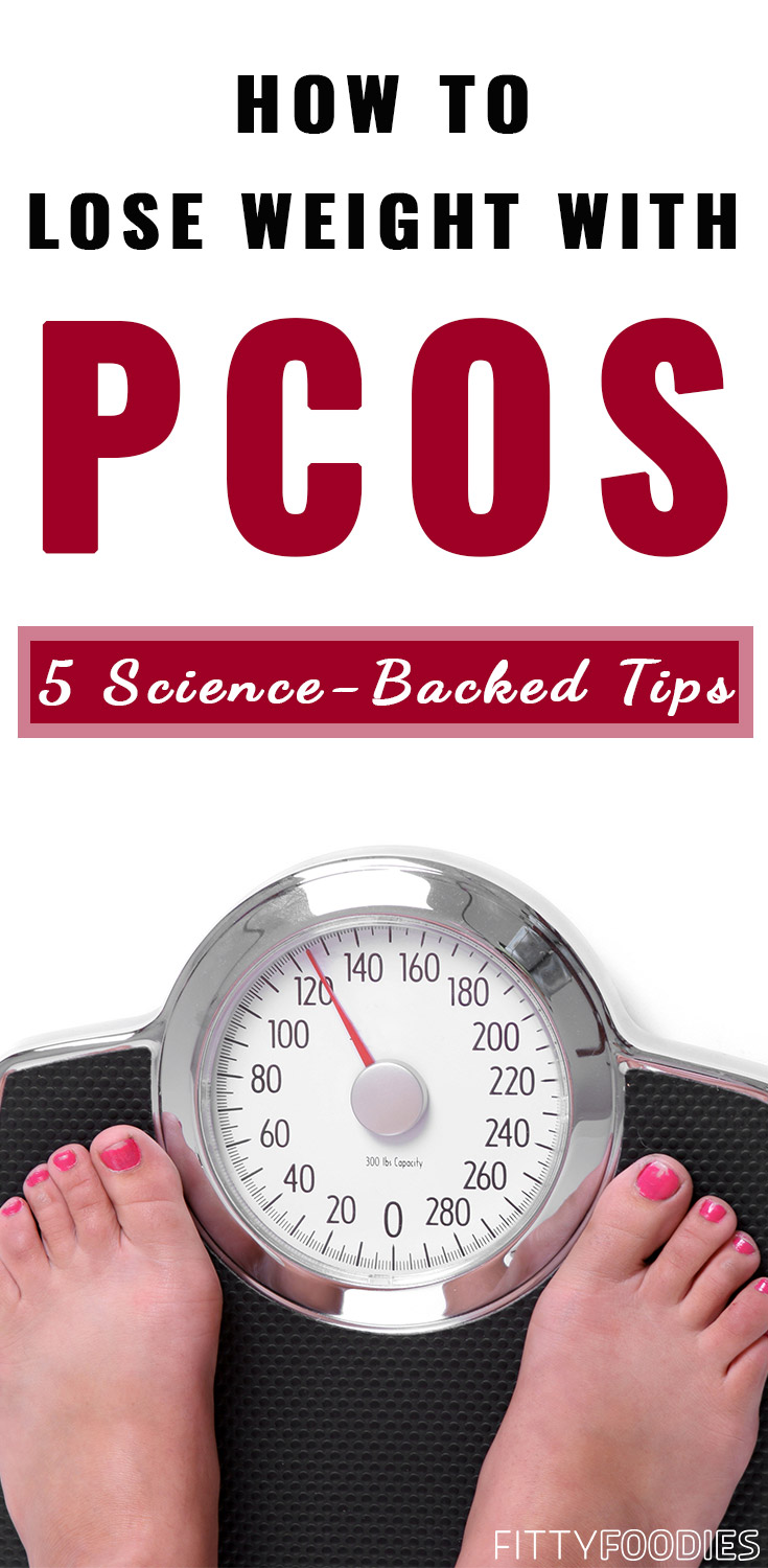 How To Lose Weight With PCOS: 5 Science-Based Tips | PCOS Weight Loss Plan | Losing Weight With PCOS | Polycystic Ovarian Syndrome