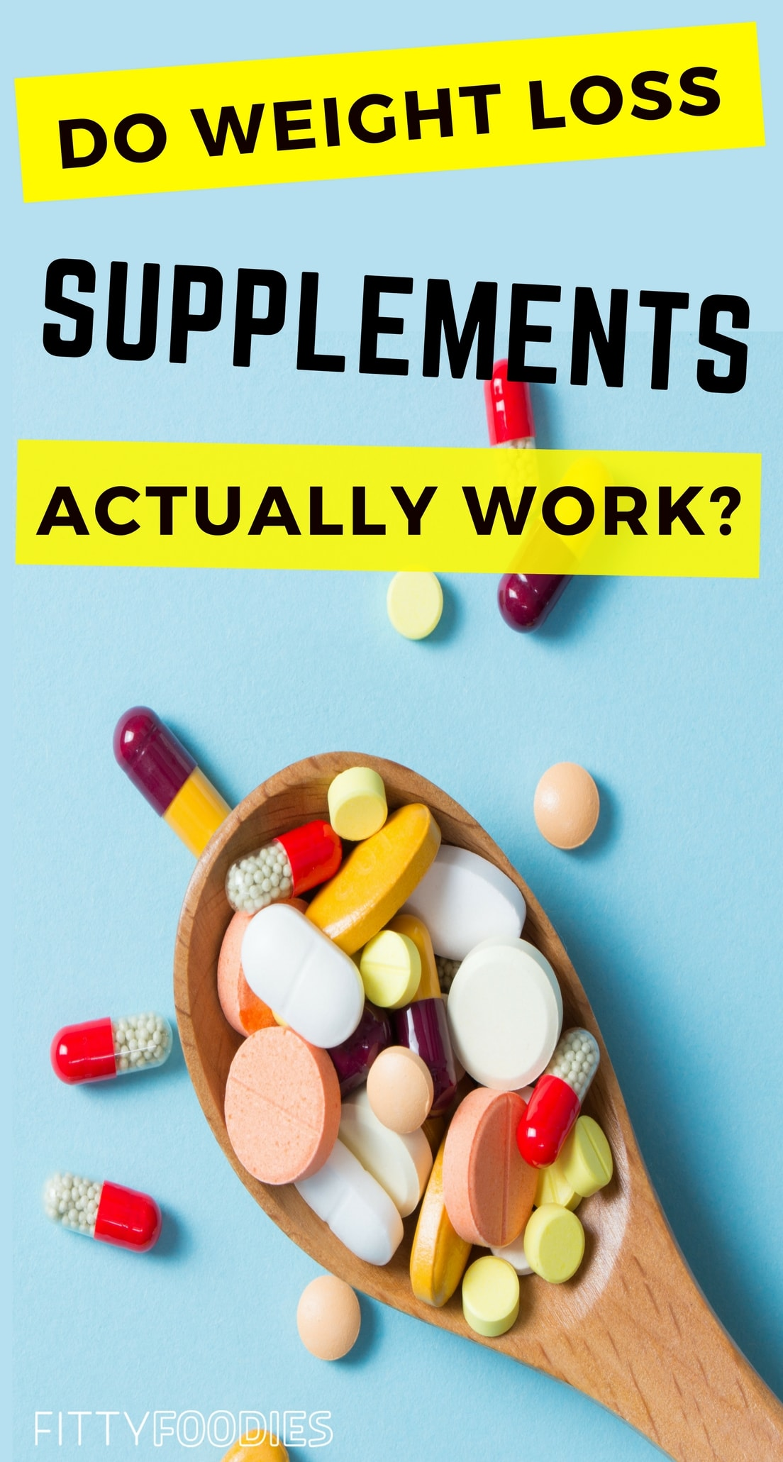 Do Weight Loss Supplements Actually Work?
