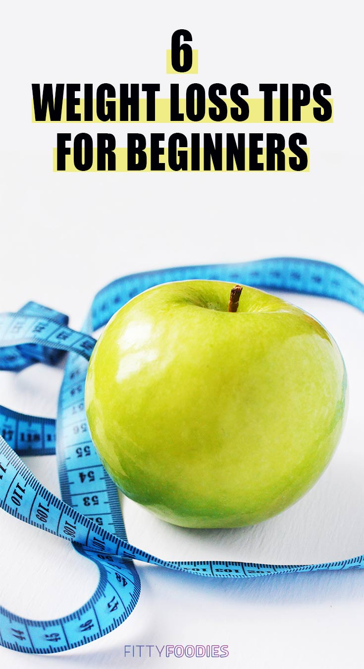 How to lose weight for beginners