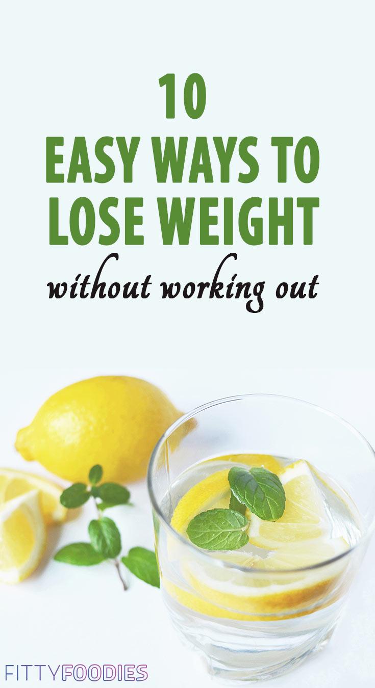 Photo of lemon water