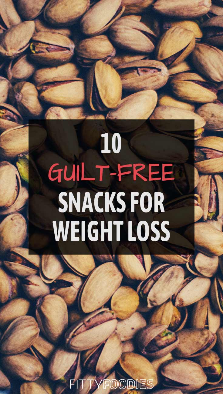 Guilt-Free Snacks For Weight Loss