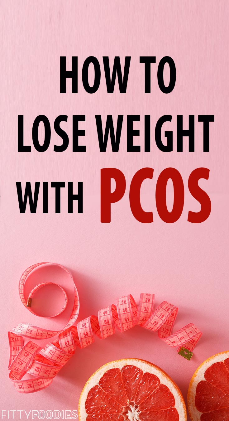 How To Lose Weight With PCOS: 5 Science-Based Tips | Lose Weight With PCOS Insulin Resistance | PCOS Weightloss Plan | Weight Loss For Women