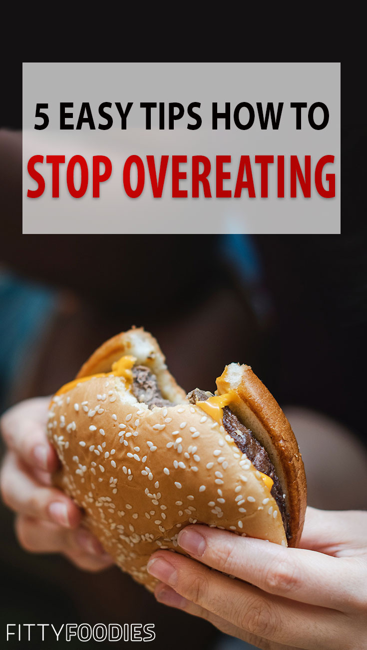 How To Stop Overeating: 5 Easy Tips | Overeating Disorder Tips | Tips To Stop Overeating For Weight Loss
