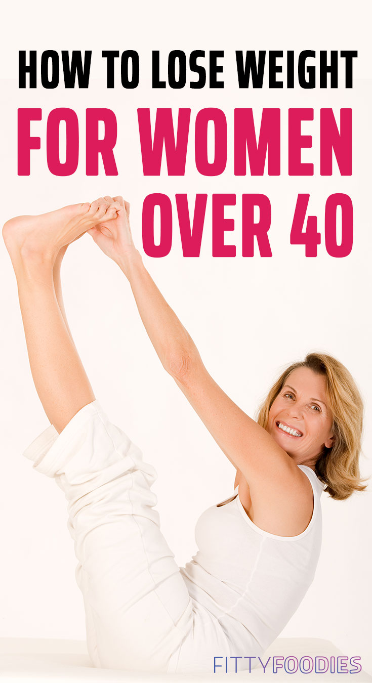 How To Lose Weight For Women Over 40 | Weight Loss After 40 | How To Lose Weight For Beginners