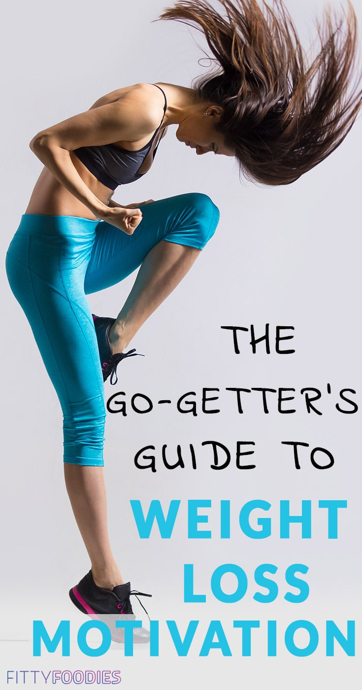 Weight Loss Motivation | Weight Loss Motivation Tips | The Go-Getter's Guide To Weight Loss Motivation | Weight Loss Motivation Stay Motivated