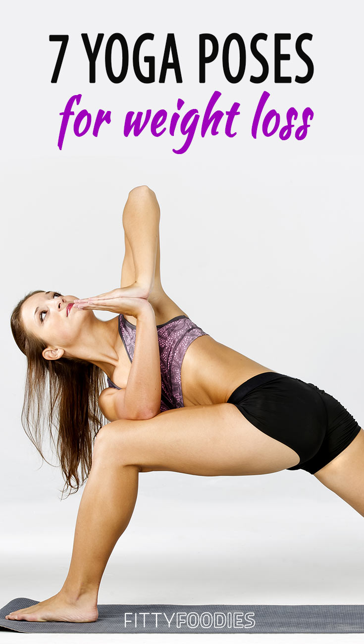 7 Yoga Poses For Weight Loss