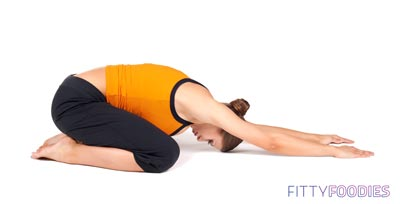 yoga for flexibility 10minute workout  fittyfoodies