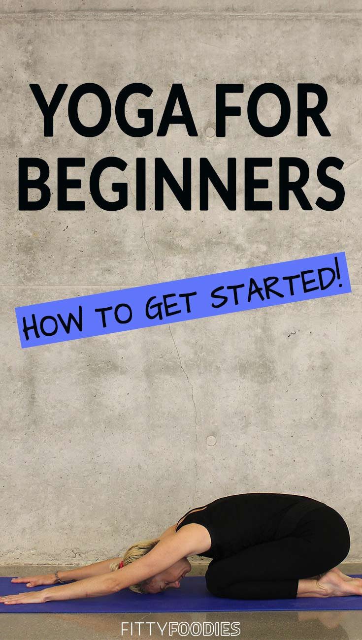 Yoga For Beginners: How To Get Started!