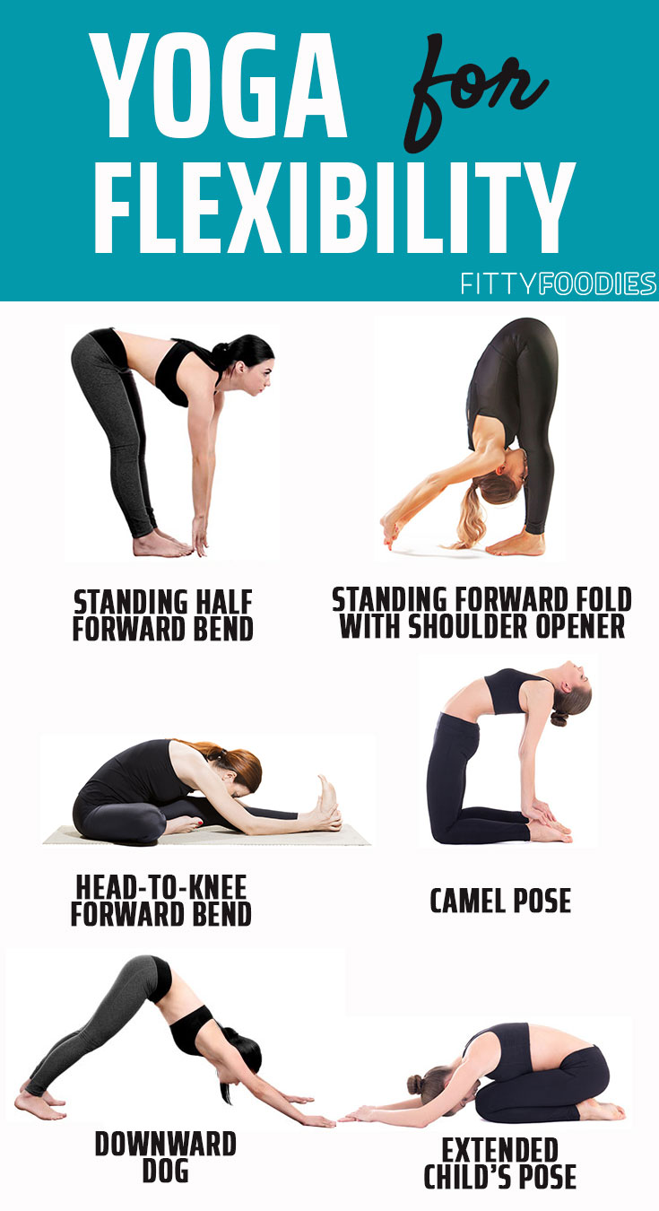 Yoga For Flexibility: 10 Minute Workout | Yoga Poses For Flexibility | How To Get Flexible For Beginners