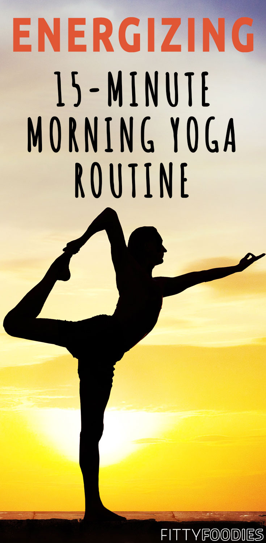 Energizing 15-Minute Morning Yoga Routine | Morning Yoga For Beginners | Morning Yoga