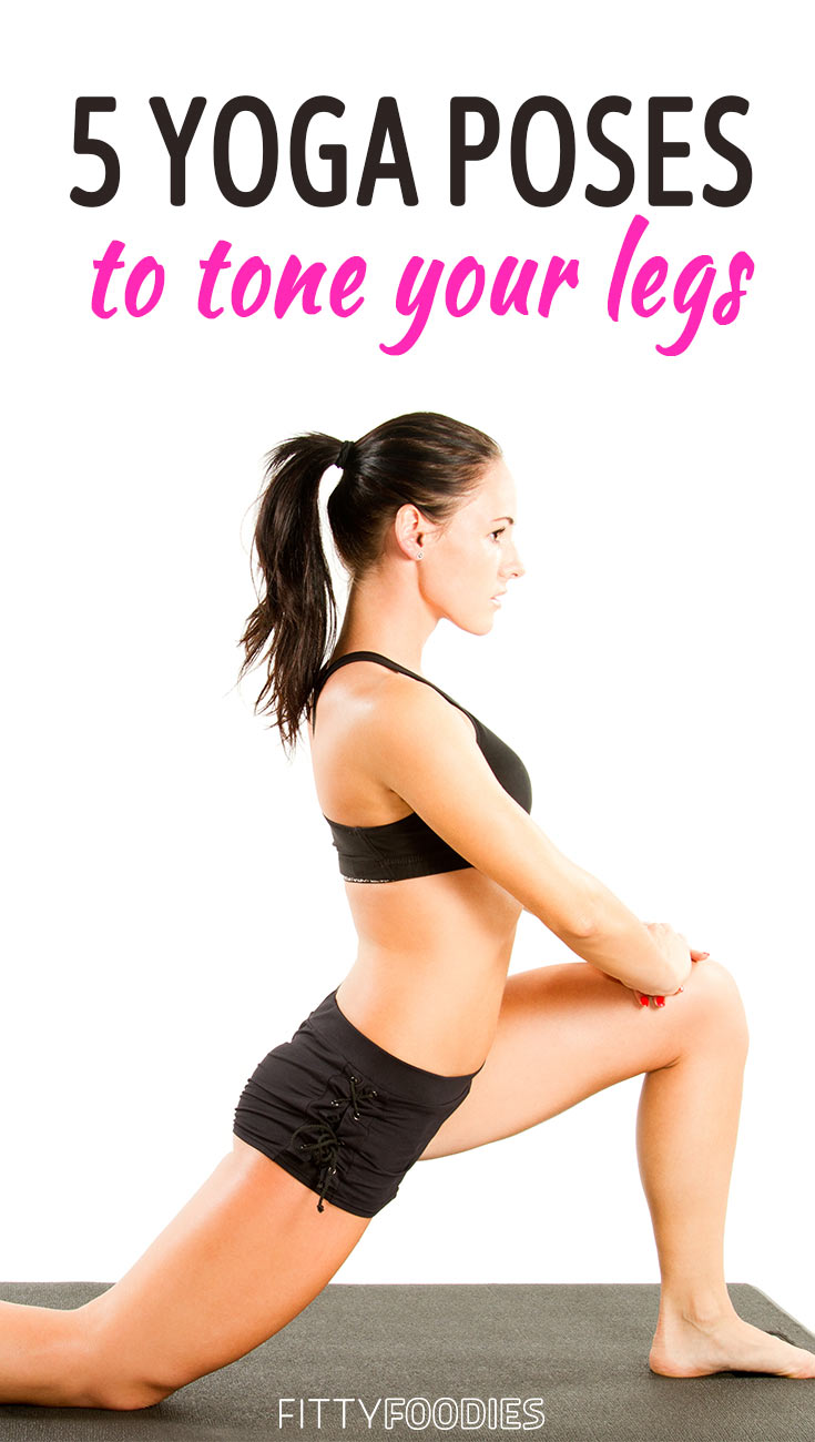 Yoga Poses For Legs