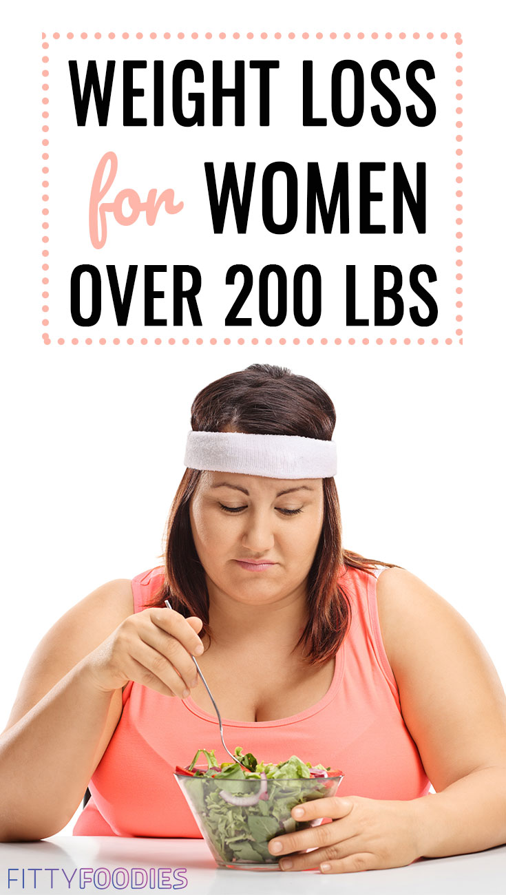 Weight Loss For Women Over 200 Lbs | Weight Loss At 200 Pounds | Losing Weight For Women Over 200 Lbs | How To Lose Weight