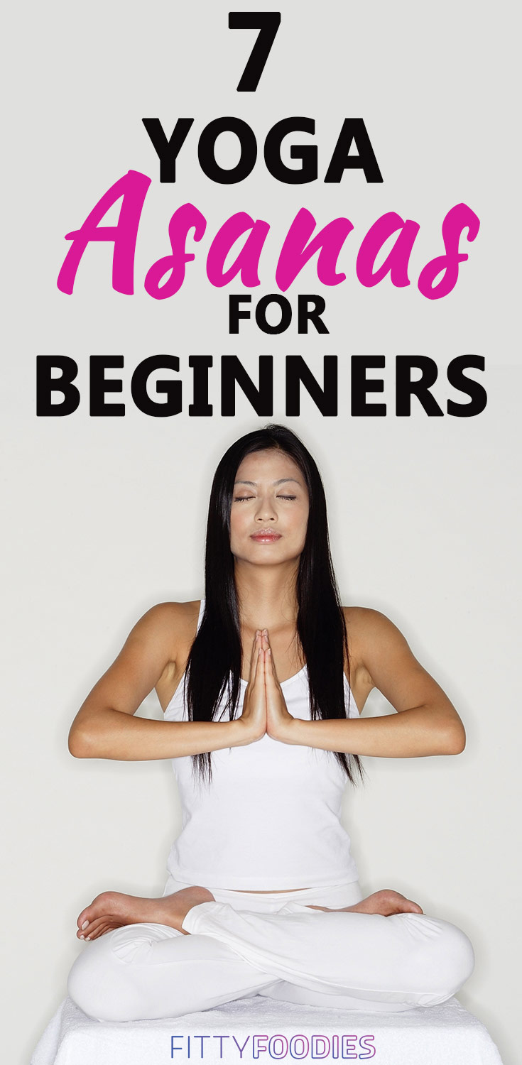 7 Simple Yoga Asanas For Beginners | Yoga Poses For Beginners | Yoga Workout For Beginners | Yoga For Beginners