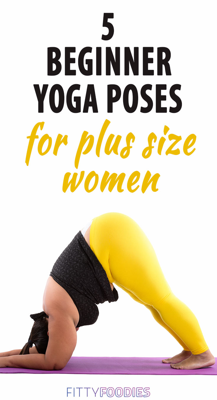 Yoga Poses For Plus Si...