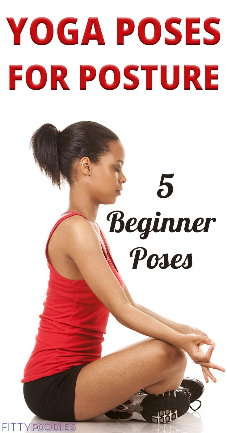 Yoga Poses For Posture | Yoga Poses For Beginners | How To Do Yoga For Beginners | Yoga Poses For Back Pain