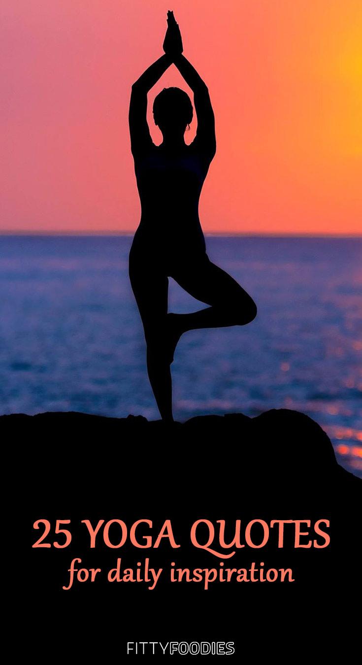 25 Yoga Quotes