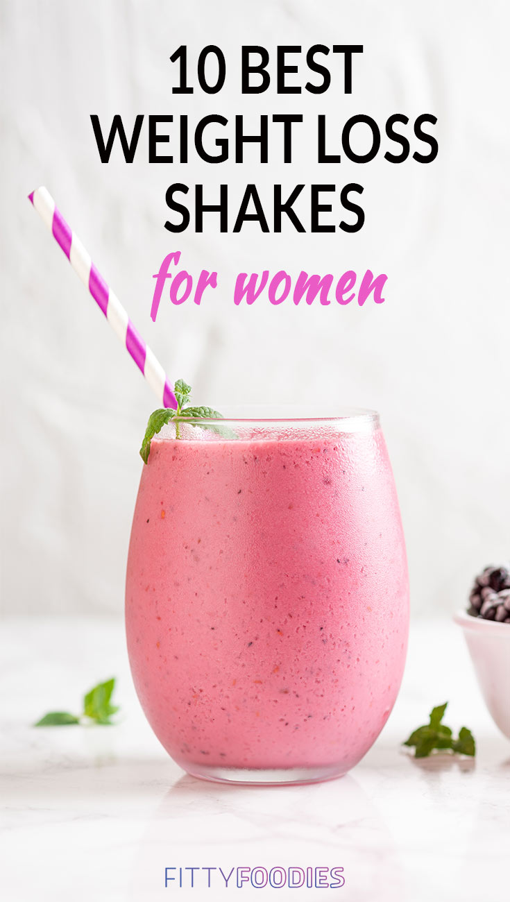 Best Weight Loss Shakes For Women